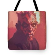 Star Wars The Trilogy Art Tote Bag