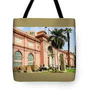 Horse 2 - The Egyptian Museum Of Antiquities - Cairo Egypt Tote Bag