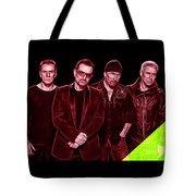 U2 Collection Tote Bag