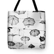 Umbrellas Tote Bag