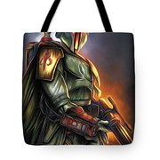 Video Star Wars Poster Tote Bag