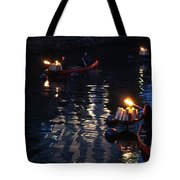 Waterfire Tote Bag