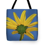 Wild Sunflower Stony Brook New York  Tote Bag