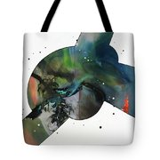 100 Hour Painting Tote Bag