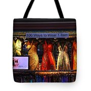 100 Ways Tote Bag