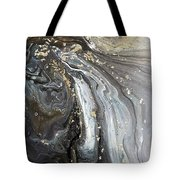 #1006 Gold Waves Tote Bag
