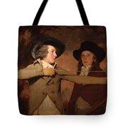 10204 Sir Henry Raeburn Tote Bag