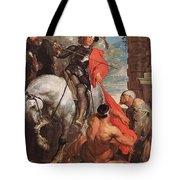 10298 Anthony Van Dyck Tote Bag