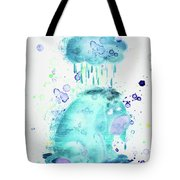 10805 Cloudy Day Tote Bag
