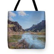 10905 Oregons Owyhee River   Tote Bag