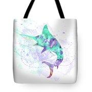 10961 Swordfish Tote Bag