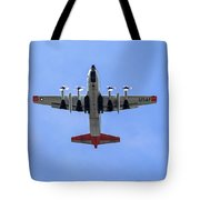 109th Air Guard Schenectady Tote Bag