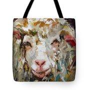 10x10 Sheep Tote Bag