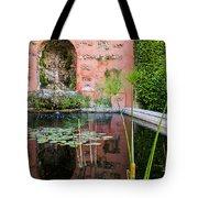 Alcazar Of Seville - Seville Spain Tote Bag