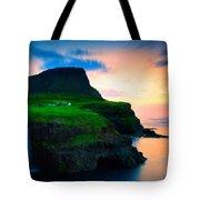Art Landscape Oil Tote Bag