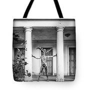 Bodypainting Tote Bag