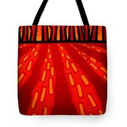 11 Cadmium Trees Tote Bag