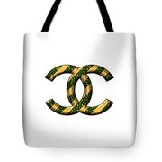 Chanel Style Png Tote Bag