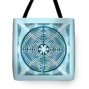 11 Chartres - Beyond Sky Tote Bag