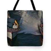 Chris Craft Cousins Tote Bag