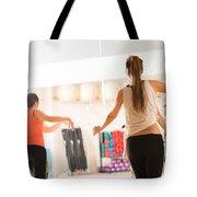 Dance Class For Women Tote Bag