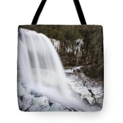 Dry Falls - Highlands, Nc Tote Bag