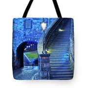 Edinburgh Castle, Scotland Tote Bag