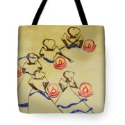 Five Wise Virgins Tote Bag