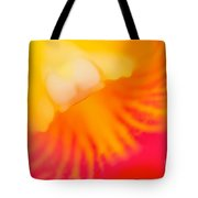 Into Cattleya Orchid  Tote Bag