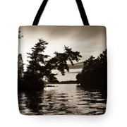 Lake Of The Woods, Ontario, Canada Tote Bag