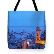 Montevideo, Uruguay Tote Bag