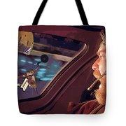 Movie Star Wars Poster Tote Bag