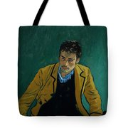 Armand Roulin At The Police Station Tote Bag