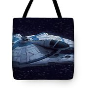 New Star Wars Poster Tote Bag