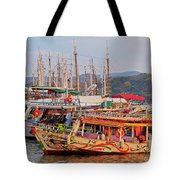 Paraty, Brazil Tote Bag