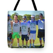 Play For Parkland  Tote Bag
