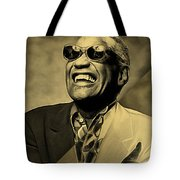 Ray Charles Collection Tote Bag