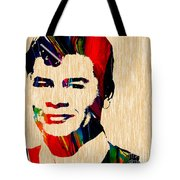 Ritchie Valens Collection Tote Bag