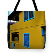 Roatan/house Tote Bag