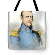 Sam Houston, 1793-1863 Tote Bag