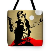 Star Wars Han Solo Collection Tote Bag