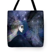 1101   Mysterious  Journey V  Tote Bag