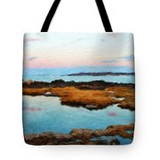 Landscape Definition Nature Tote Bag
