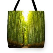 Nature Landscape Work Tote Bag
