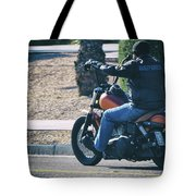 Screw It, Just Ride Tote Bag