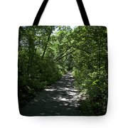 1174, Forest Path Tote Bag