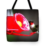 1175 - Hummingbird Tote Bag
