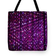 Abstract Lights Tote Bag