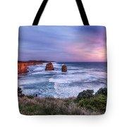 12 Apostles At Sunset II Tote Bag