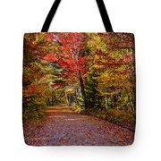 Autumn Season In Killarney Tote Bag